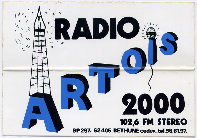 logotype de Radio Artois 2000 n°1