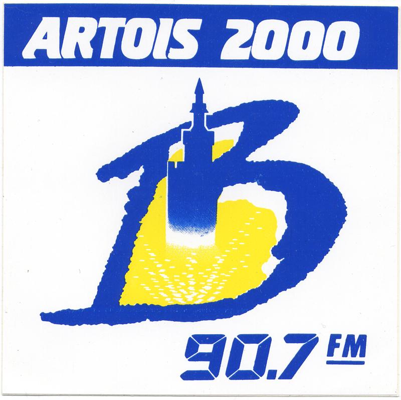 Logotype de Radio Artois 2000 n°3
