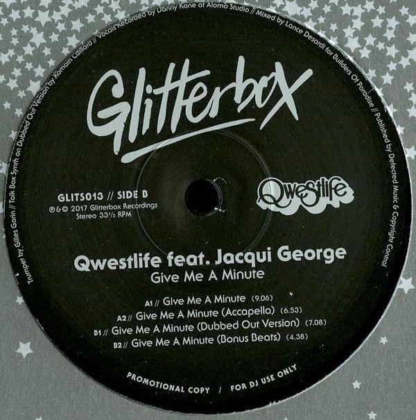 2017 Glitterbox - Give me a minute