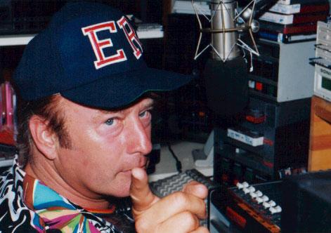 Président Rosko sur Radio Cité