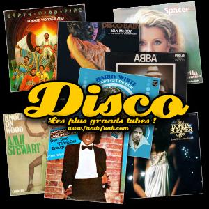 liste playlist tubes disco