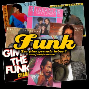 liste playlist tubes funk