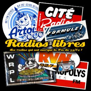 radios libres années 80 nord