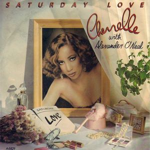 Alexander O' Neal & Cherelle - Saturday Love