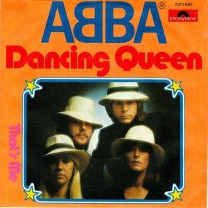 Tube disco Abba - Dancing queen