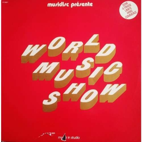 World music show - Yannick Chevalier