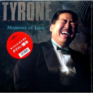 TYRONE HASHIMOTO - Moments in love (1988)