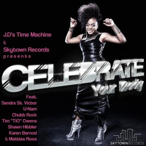 JD's Time Machine - Celebrate your body
