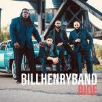 Bill Henry band  – Ride (novembre 2019)