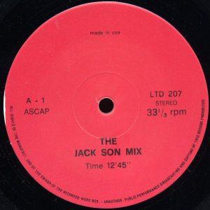 Jack son mix