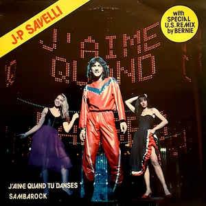 Jean-Pierre Savelli - j'aime quand tu danse