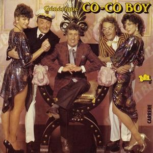 Jean Schulteiss - Bébé Bop (funky be bop cocoboy)