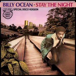 Billy Ocean - Stay the night