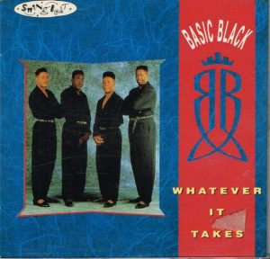 Basic Black - Whatever It Takes (1991)
