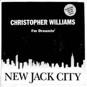 Christopher Williams - I'm Dreamin' (1991)