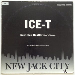 Ice-T - New Jack Hustler (Nino's Theme)(1991)
