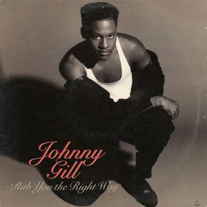 Johnny Gill - Rub You The Right Way (1990)