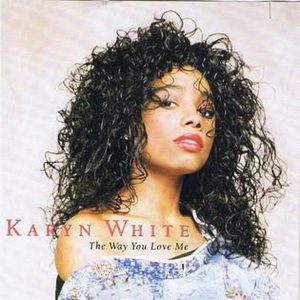 Karyn White - The Way You Luv Me (1989) + CLIP