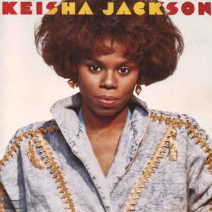 Keisha Jackson - Hot Little Love Affair (1989)