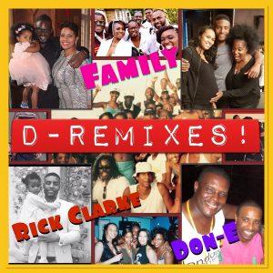 Ricke Clarke ft Don E - Family