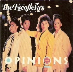 The Escoffery's - Look Who's Loving Me (1991)