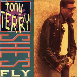 Tony Terry - She's Fly (1987) + CLIP