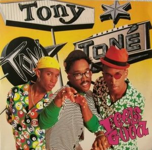 Tony! Toni! Toné! - It Feels Good (1990)
