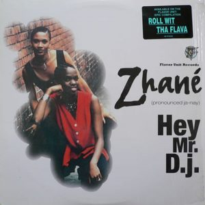 Zhané - Hey Mr DJ