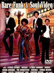 DVD Rare Funk & Soul Video (Flex Production 2007)