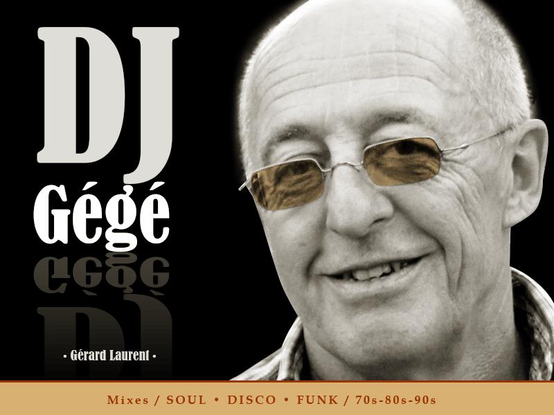 DJ gégé