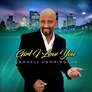 Cardel Harrington - I just cant get over you