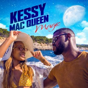 Kessy Mac Queen - Magic (cover officiel)