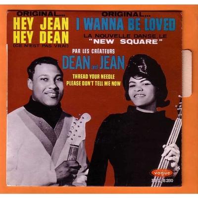 Dean & Jean - Hey Jean Hey Dean