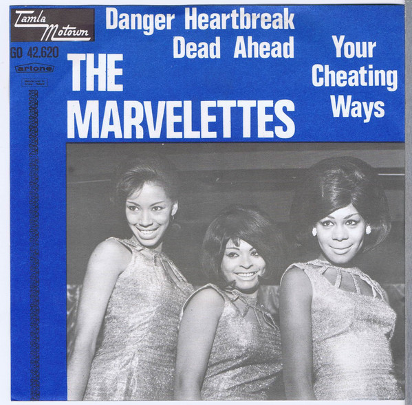The Marvelettes - Danger Hearbreak Dead Ahead