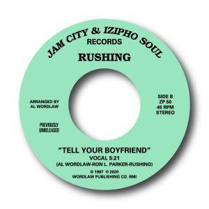 Rushing - Tell your boyfriend
