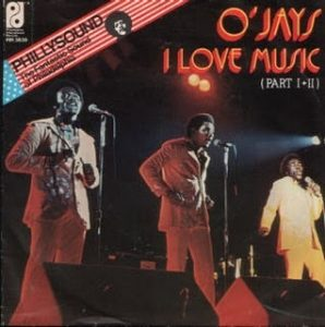 The O'jays - I Love Music