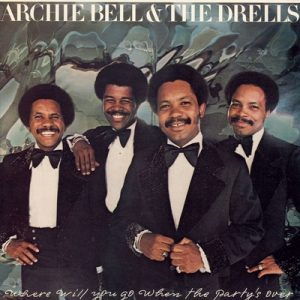 Archie Bell & The Drells - Don't Let Love Get Your Down