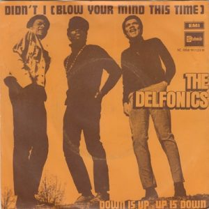 The Delfonics - Didn't I