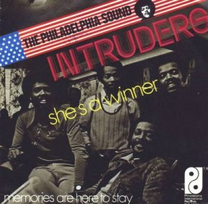 The Intruders - (Win, Place Or Show) she's A Winner