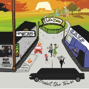 Ingram Street - Paint The Town