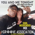 The Groove Association Feat. Georgie B – You And Me Tonight (janvier 2021)