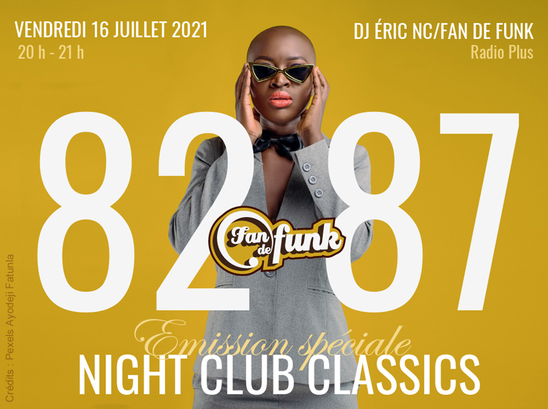 émission night club classic