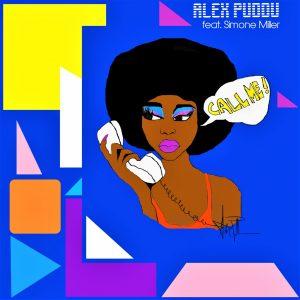 Alex Puddu Featuring Simone Miller - Call Me